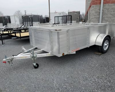 2022 Primo 72x12 Single Axle Utility - 26 High Solid Side Trailer - Utility Harrisburg, PA
