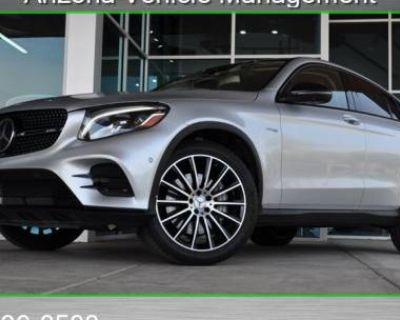 2018 Mercedes-Benz GLC GLC 43 AMG
