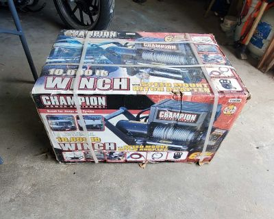 Champion 10,000 lb Winch