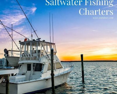 Saltwater Fishing Charters