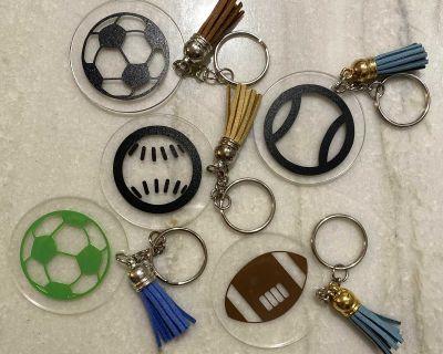 Hand made key chains