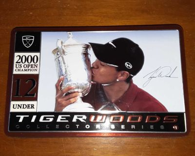 Tiger Woods Collector Series