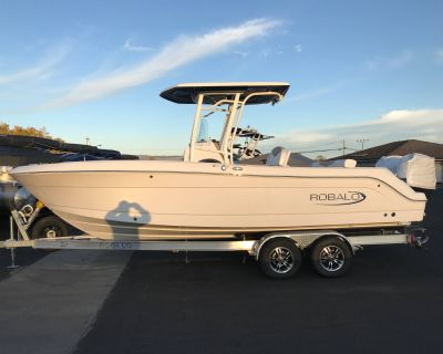 2021 Robalo R242 Saltwater Fishing Boats Lakeport, CA