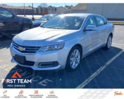 2019 Chevrolet Impala LT with 1LT