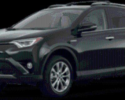 2018 Toyota RAV4 Hybrid LE AWD