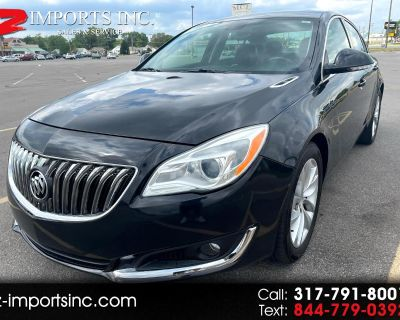 Used 2015 Buick Regal Turbo FWD