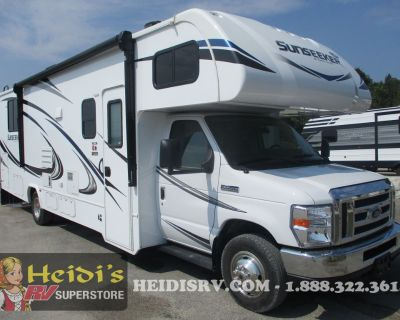 2019 FOREST RIVER SUNSEEKER 2850S LE