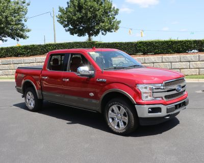 Pre-Owned 2020 Ford F-150 King Ranch 4WD SuperCrew