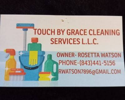 Touch By Grace Cleaning Service L.L.C