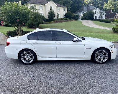 Pre-Owned 2016 BMW 5-Series 535i RWD Sedan