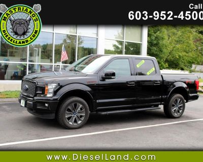 2018 Ford F-150 5.0 SPORT FULLY LOADED ONLY 27K MILES PANO ROOF