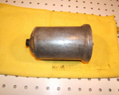 Mercedes W111,112,110,108,109,113,ponton 4/6cyl Oil Filter Metal 1 Canister,#5