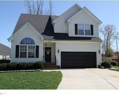 1009 Seagull Ct, Chesapeake, VA 23322 4 Bedroom House