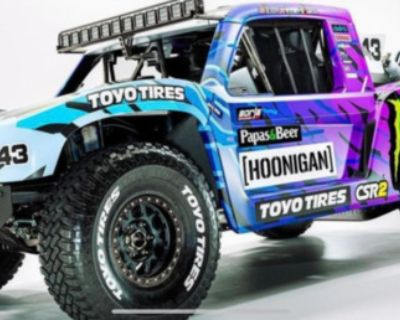 Want to buy Trophy Truck NOW!