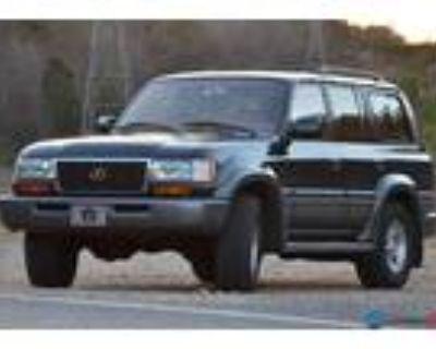 1997 Lexus LX 450 Unmodified 80-Series