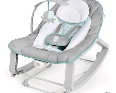 3 in 1 grow with me bounce & rock seat