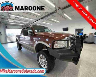 2005 Ford F-250SD King Ranch