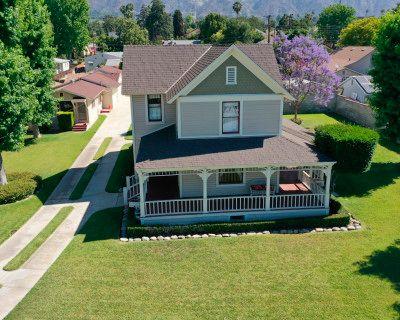 Altadena Vintage Home (built in 1895)., Altadena, CA
