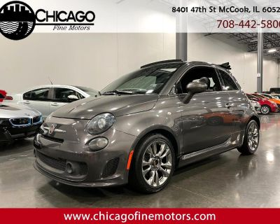 Used 2014 Fiat 500 GQ Edition - Abarth Convertible