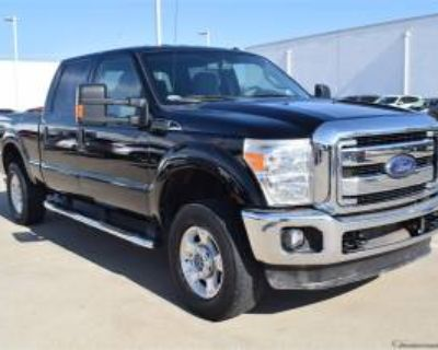 "2016 Ford Super Duty F-250 XLT Crew Cab 156"" 4WD"