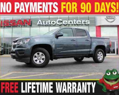 2019 Chevrolet Colorado Work Truck 4WD - Tow Package - Back Up Camera