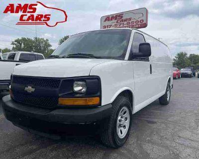 2013 Chevrolet Express 1500 Work Van Cargo