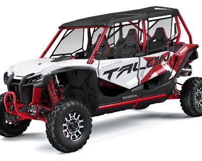 2021 Honda Talon 1000X-4 FOX Live Valve Utility Sport Chico, CA