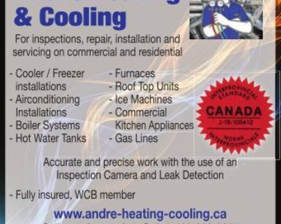 Andre Heating & Cooling For ...