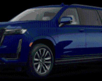 2021 Cadillac Escalade ESV Sport 4WD