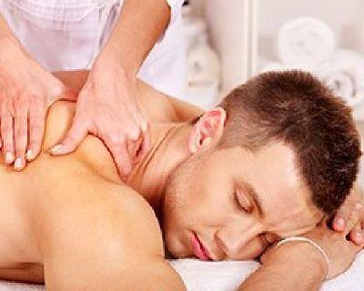 Deep Tissue Massage in Houston, TX