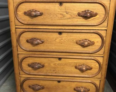 Antique Chest of Drawers. Over 100 years old