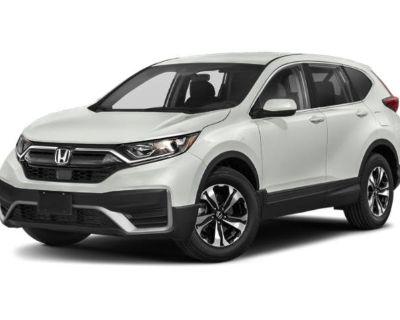 New 2021 Honda CR-V SPECIAL EDITION AWD Sport Utility