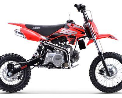 2021 SSR Motorsports SR125 Auto Motorcycle Off Road Mio, MI