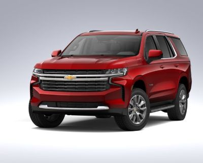 New 2021 Chevrolet Tahoe LT Rear Wheel Drive SUVs