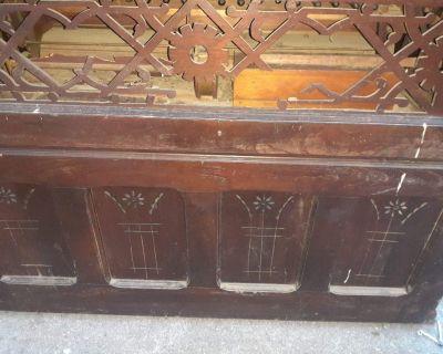 Pump Organ Project Piece