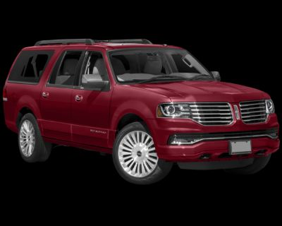 Pre-Owned 2016 Lincoln Navigator L Select 4WD 4D Sport Utility