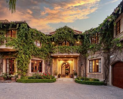 Tuscan Villa in Beverly Hills - Romantic Design with Modern Updates - Los Angeles