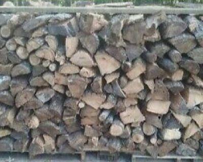 Seasoned split Firewood 🔥Sale.🔥 Rick's $50 come and get it .