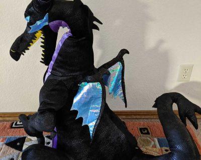 Giant Maleficent Dragon