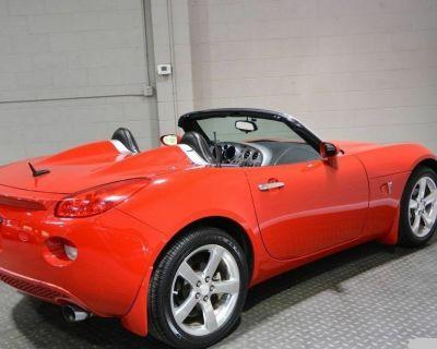 2007 Pontiac Solstice (Red)