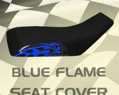 Yamaha Yfm 400/450 Kodiak 00-06 Blue Flame Seat Cover #juh15995 Qmi8005