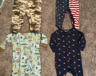 6-9 month and 12 month sleepers