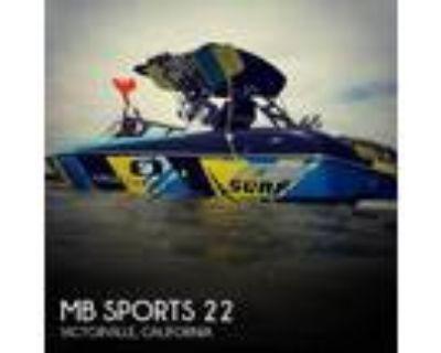 22 foot MB Sports 22