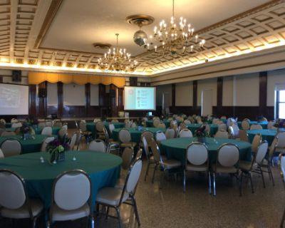 Historic Ballroom in Lincoln Square, Chicago, IL