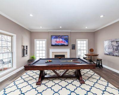 Beautiful Billiards Room, Glen Allen, VA
