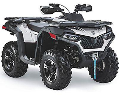 2021 CFMOTO CForce 600 ATV Utility Lafayette, LA