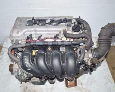 2000-2005 Jdm Toyota Celica Mrs Matrix Corolla Vibe 1.8l Vvti Jdm 1zz-fe Engine