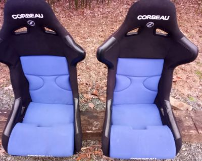 Corbeau FX1 Racing Seats