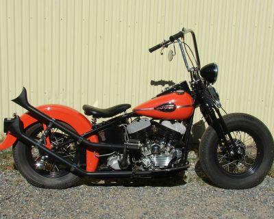 1940 Harley-Davidson UL Street Motorcycle Williamstown, NJ