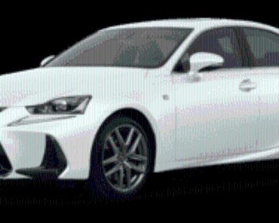 2018 Lexus IS IS 300 F Sport